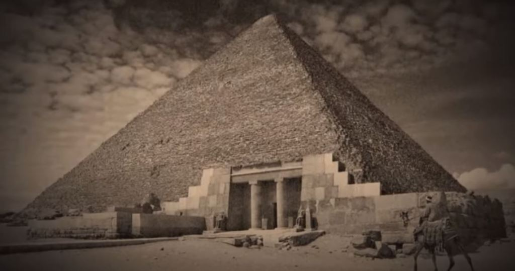 Heops pyramid