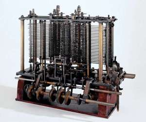 Portion Charles Analytical Engine-mill-1871