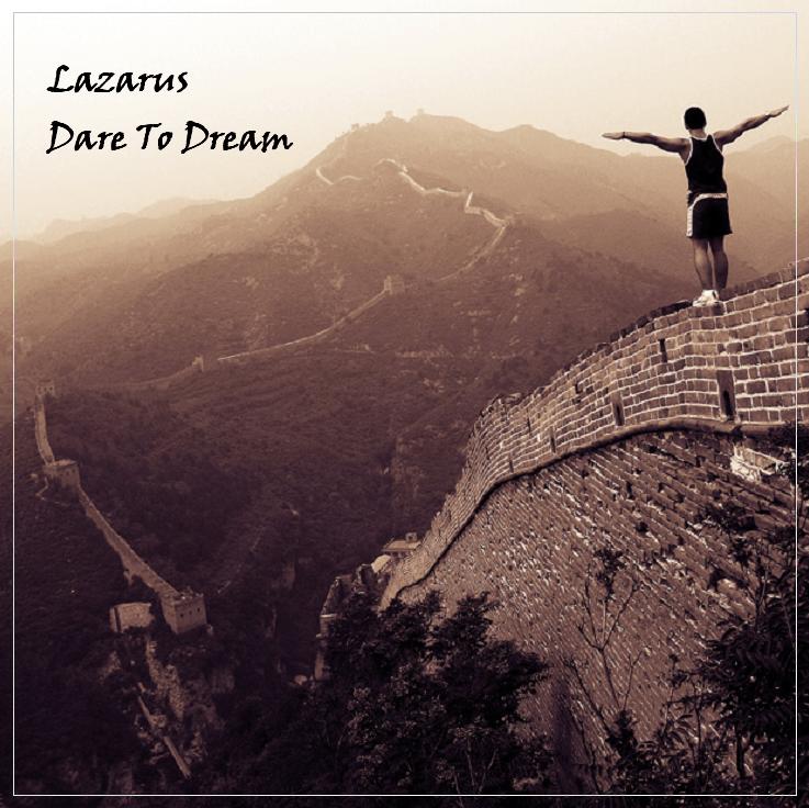 Dare To Dream - Front Cover