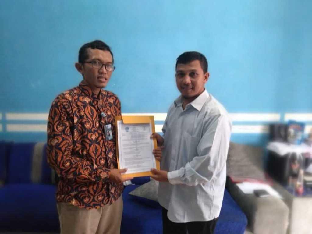 MoU Yayasan Mutiara Ummat Lampung dengan LAZDAI