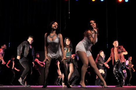 Broadway Live! Chicago. Opera de El Salvador.