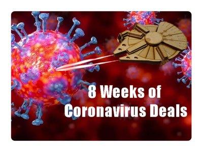 The 8 Weeks of CoronaVirus