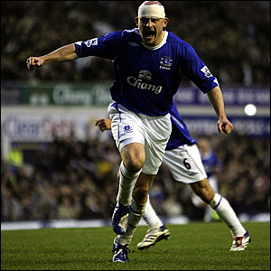 I never rated him when he was at Derby, but by God, he's had a good career