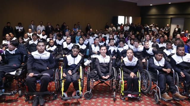 Tarifa cero en espacios deportivos para personas con discapacidad