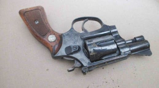 Policía de Morelia detiene a sujeto con arma de fuego