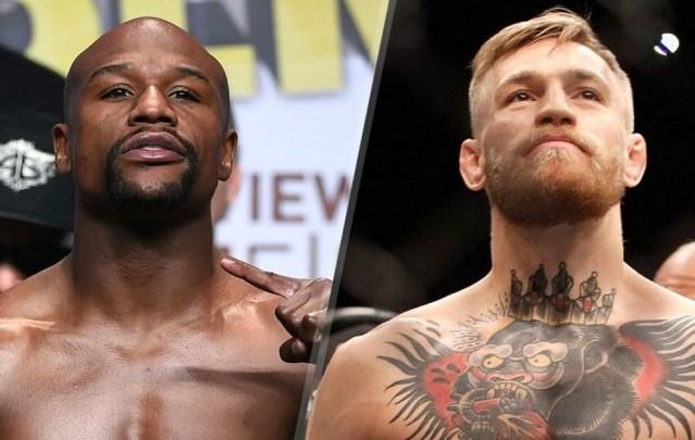 McGregor reta a Mayweather y Khabib para futuros combates
