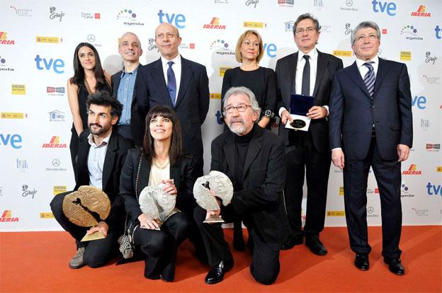 Zaragoza acoge hoy sábado la gala de entrega de los Premios Forqué.