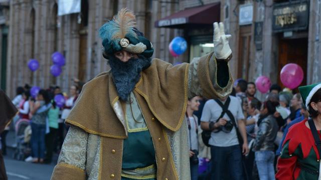 Invita Ayuntamiento a morelianos a disfrazarse en la Cabalgata de Reyes Magos