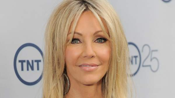Arrestaron a la actriz Heather Locklear por golpear a su novio.