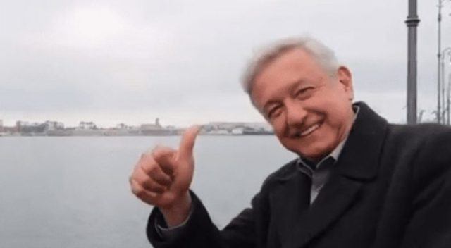 Mireles no va al Senado con Morena: AMLO