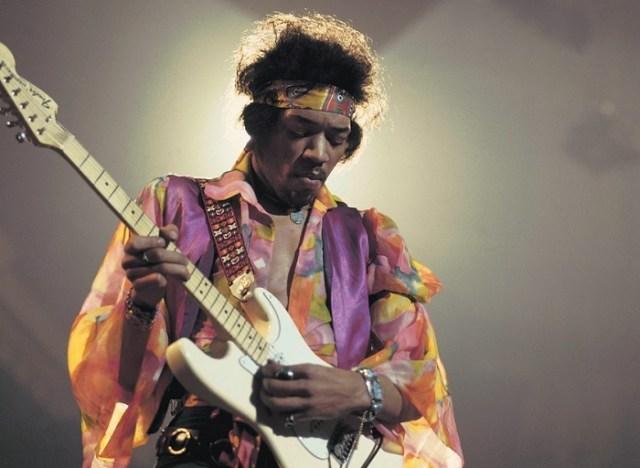 Lanzan canción inédita de Jimi Hendrix