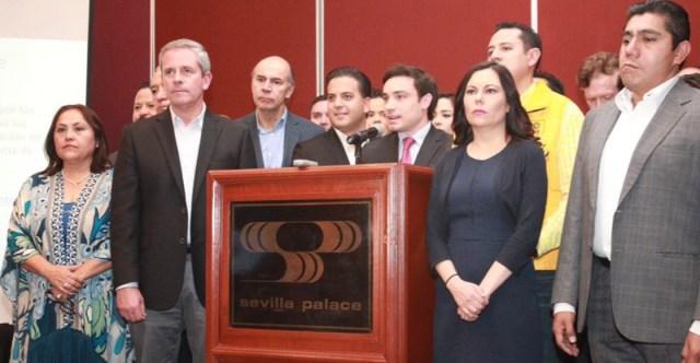 Acusa Por México al Frente a Meade por presunto desvío de recursos