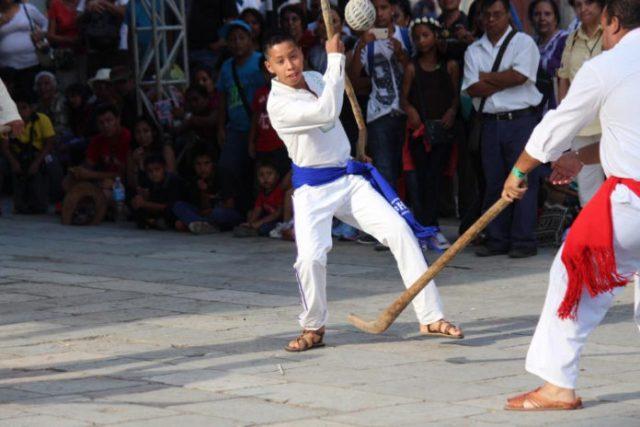 Fomentan tradiciones autóctonas con XIII edición de Uarhukua Ch'anakua.
