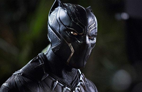 Black Panther, la película más taquillera de esta semana.