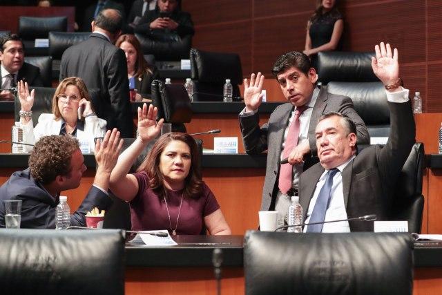 """Pleno aprobó reconocimiento """"Elvia Carrillo Puerto"""" a María Elena Chapa."""