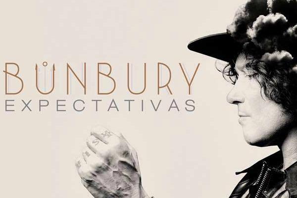 """Bunbury presentará """"Expectativas"""" el 3 de marzo en Morelia"""