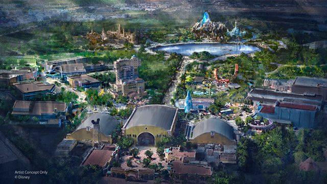 Disney París tendrá las atracciones de Marvel y Star Wars (FOTOS)