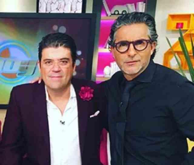 Los mensajes de Raúl Araiza y Burro Van Rankin por cambios en «Hoy».