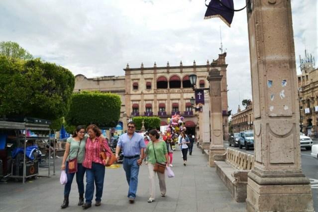 Morelia, la preferida de los turistas.