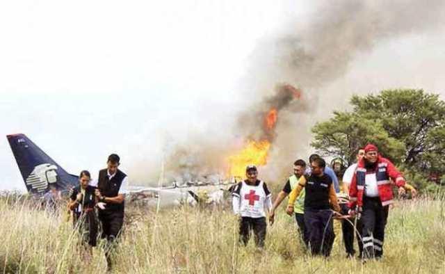 Tras accidente Aeroméxico recibe demanda de pasajeros estadounidenses.