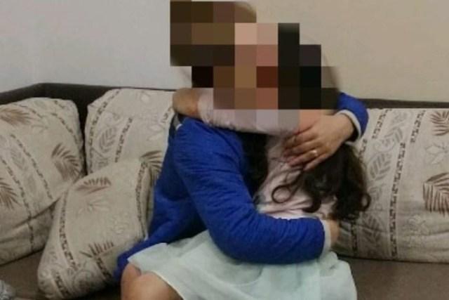 Niña es rescatada de una casa en Villas del Pedregal en Morelia