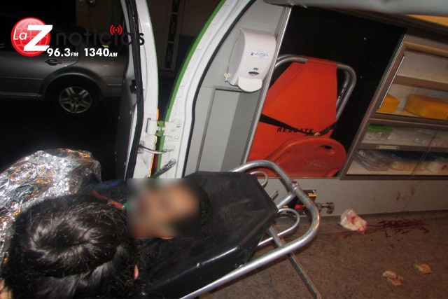 """Con arma blanca asesinan a """"El Bigotes"""", en Zamora"""