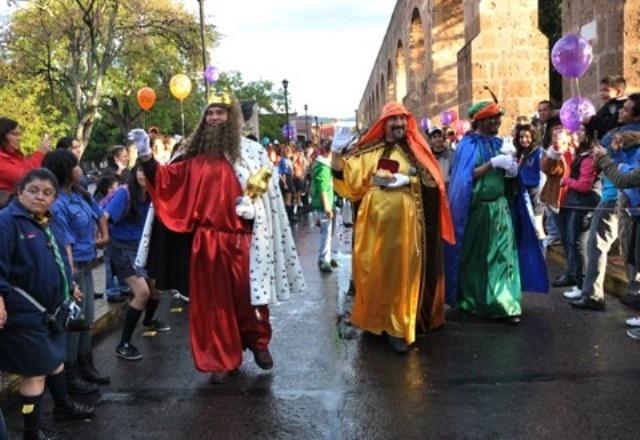 Ayuntamiento recomendará a niños morelianos que eviten globos y entreguen carta a Reyes Magos directamente