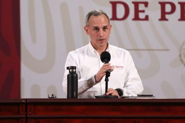 México llega a 216 mil 852 casos de Covid-19; hay 26,648 muertes