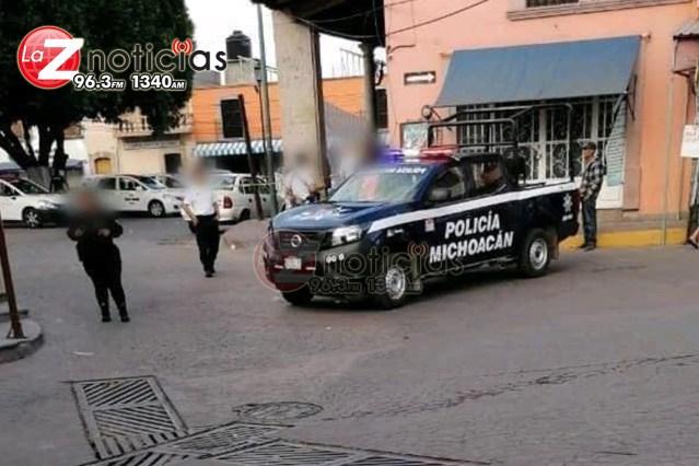 Asesinan a 2 jóvenes en el centro de Álvaro Obregón