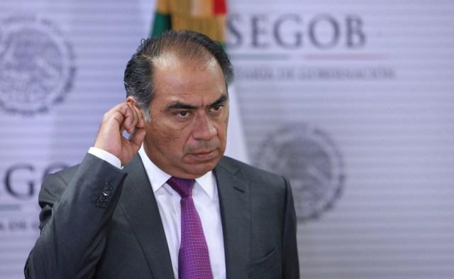 Héctor Astudillo, gobernador de Guerrero, da positivo a Covid-19