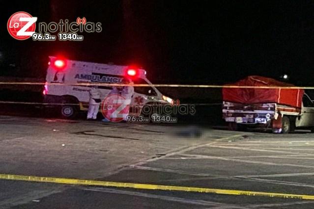 Matan a joven en Cuto del Porvenir y le roban vehículo cargado con pescado
