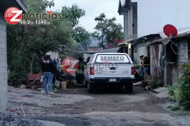 Mujer es asesinada machetazos en Uruapan