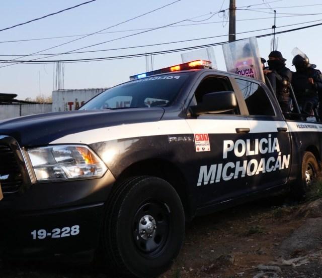 Detienen a uno por tentativa de robo a un Kínder en Tarímbaro