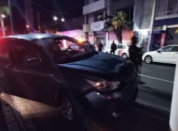 Detienen SSP y GN  a uno en posesión de vehículo con reporte de robo y droga en Zamora