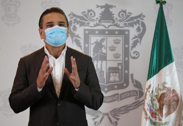 Controlar una epidemia es posible sólo con corresponsabilidad: Silvano Aureoles