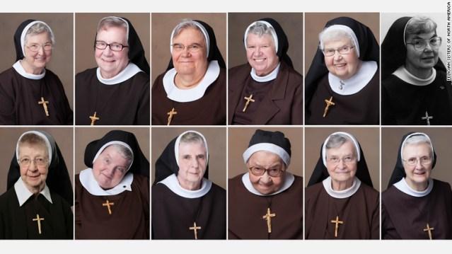 Un convento perdió a 13 religiosas por covid-19. 12 de ellas murieron en un mes