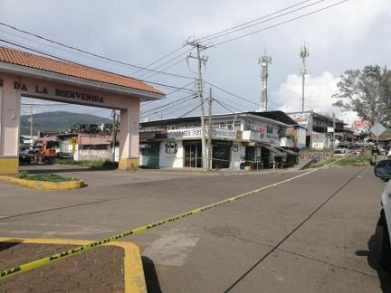 Dueño de funeraria es asesinado en su negocio en Uruapan