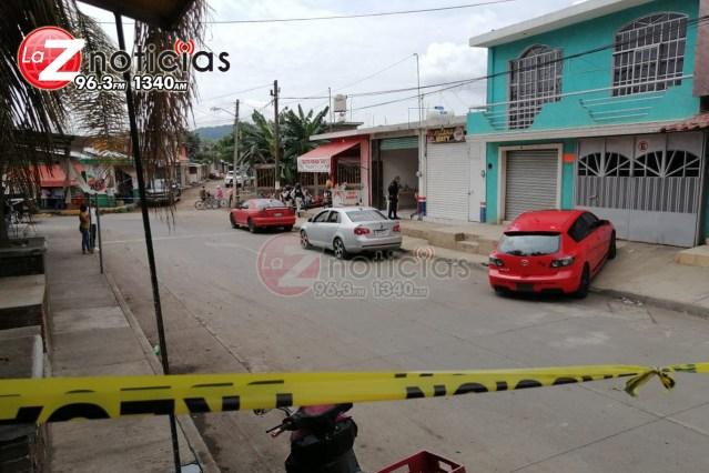 Matan a un hombre a balazos en un negocio de maquinitas de Uruapan