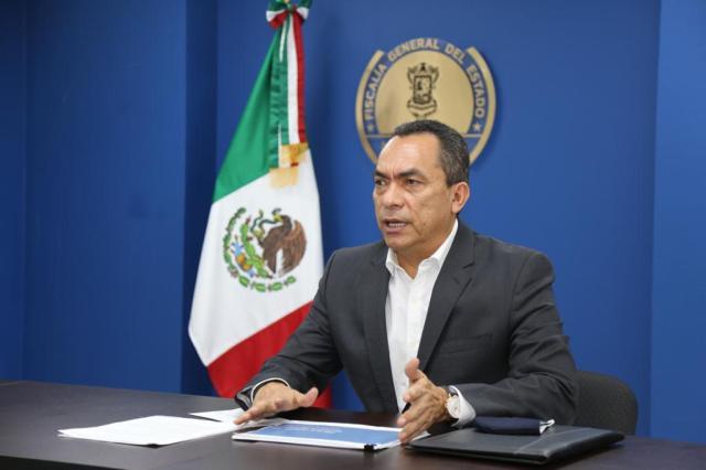 A menor impunidad, más seguridad y justicia en Michoacán: Fiscal General