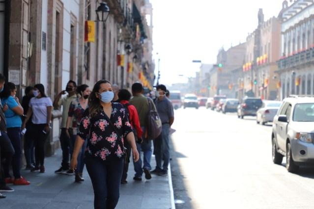 Crearán comités de salud en los 13 áreas con más casos de COVID-19 en Morelia