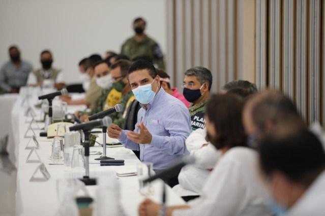 Acuerda Comité Municipal de Salud reforzar acciones contra COVID-19 y dengue en LC