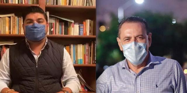 Contraen COVID dos alcaldes; uno en Michoacán y otro en Nayarit