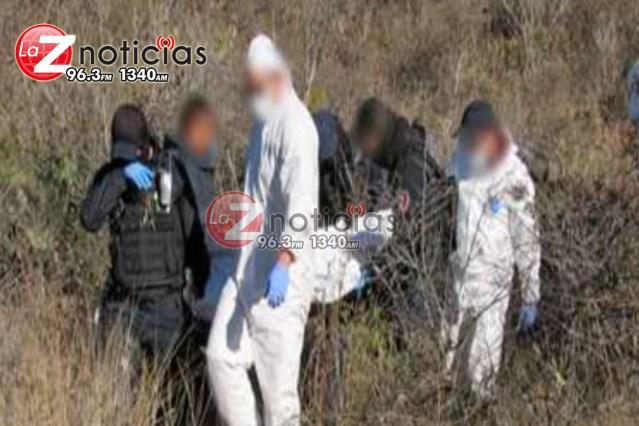 Mujer es hallada muerta en un barranco de Ario de Rosales