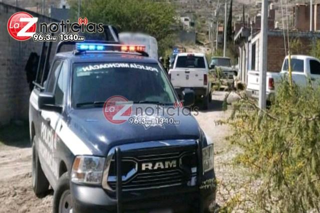 Policías de Pátzcuaro sufren agresión a balazos