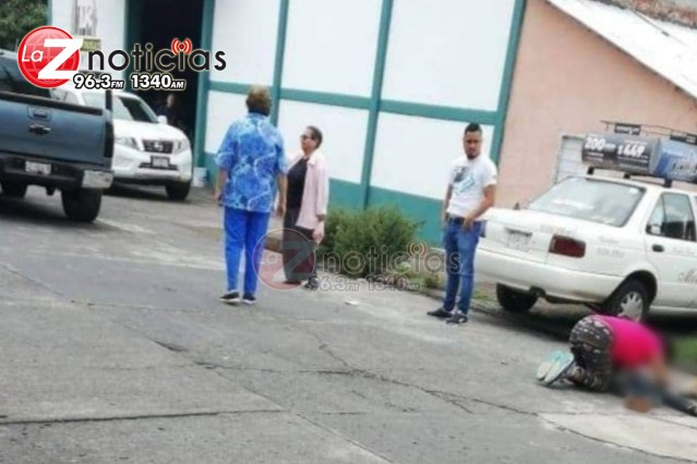 Niño muere arrollado por una camioneta en Uruapan