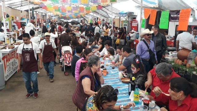 Ferias y Festivales aportaron más de 10 millones de pesos en derrama económica para Morelia