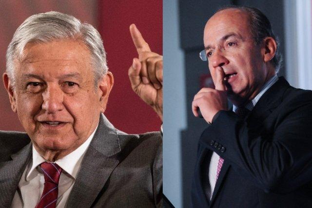 Ya perdoné a Felipe Calderón por robarme la Presidencia: AMLO