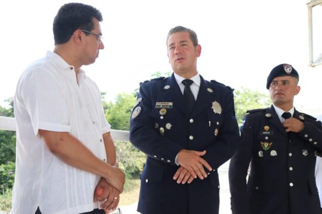Capacita Michoacán a policías de Campeche