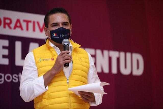 Fundamental, visibilizar papel de los jóvenes ante los retos actuales: Silvano Aureoles