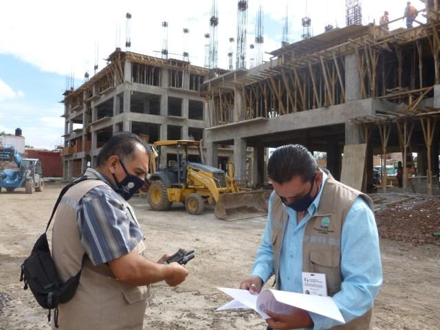 Verifica ProAm cumplimiento ambiental en desarrollo habitacional de Morelia